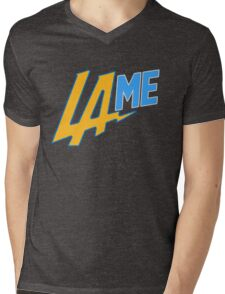 LAME Chargers Mens V-Neck T-Shirt