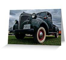 1946 Fargo Pick Up Greeting Card