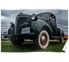 1946 Fargo Pick Up Poster