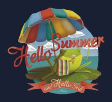 Hello summer and hello sea! Kids Clothes