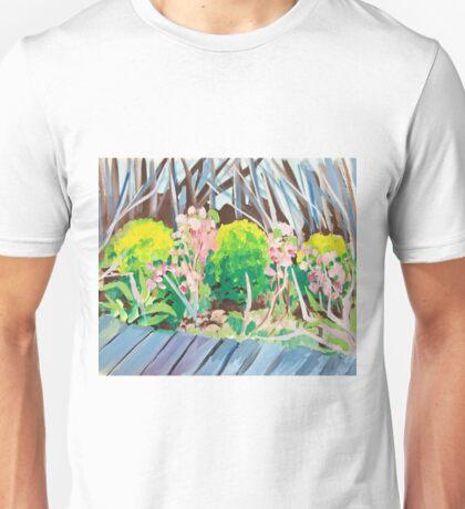 Edge of the Deck Unisex T-Shirt