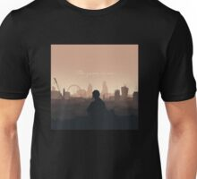 The Game Is On (John) Unisex T-Shirt