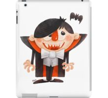 Dracula kid iPad Case/Skin