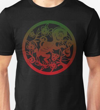 Monkey Art  Unisex T-Shirt