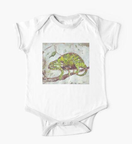 Chameleon (Chamaeleonidae) One Piece - Short Sleeve