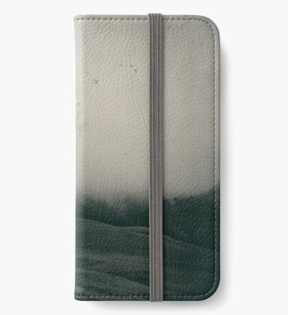 Self And Nature, Releasing My Worries I  iPhone Wallet
