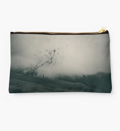 Self And Nature, Releasing My Worries I  Studio Pouch