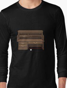 Glitch furniture desk rolltop desk T-Shirt