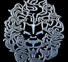 Lion Crest® - Glass Lion by LionCrest