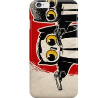 Owls Pulp Fiction iPhone Case/Skin