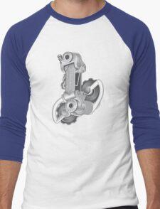 Campagnolo Nuovo Record Rear Derailleur, 1974 Men's Baseball ¾ T-Shirt