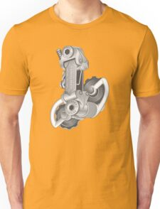 Campagnolo Nuovo Record Rear Derailleur, 1974 Unisex T-Shirt