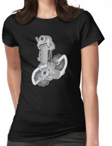 Campagnolo Nuovo Record Rear Derailleur, 1974 Womens Fitted T-Shirt
