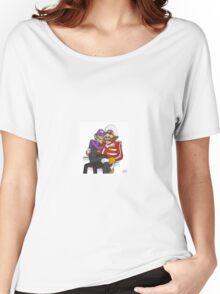 Waluigi X Eggman Women's Relaxed Fit T-Shirt