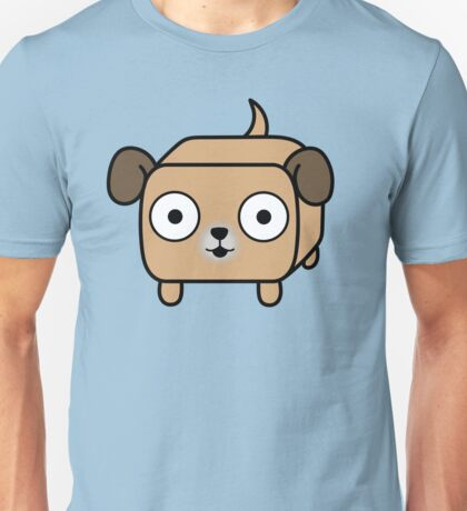 Pit Bull Loaf - Fawn Pitbull with Floppy Ears Unisex T-Shirt