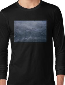 Rough waters Long Sleeve T-Shirt