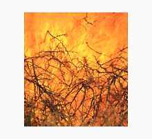 Yellow Flames - Wild Bush Fire Unisex T-Shirt