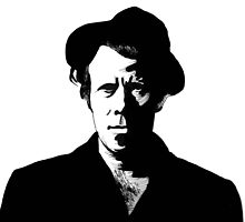 Tom Waits by Chloé Arzuaga