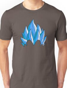 Vegeta Super Saiyan Blue Hair Unisex T-Shirt