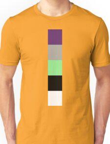 Buzz Color Pallet Unisex T-Shirt