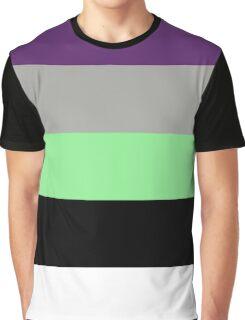 Buzz Color Pallet Graphic T-Shirt