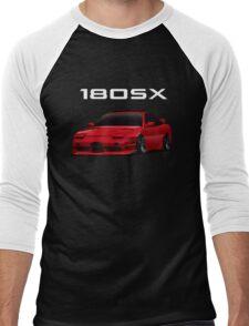 nissan 180sx type x Men's Baseball ¾ T-Shirt