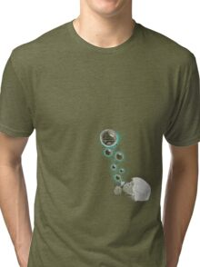 Dream Bubbles Tri-blend T-Shirt