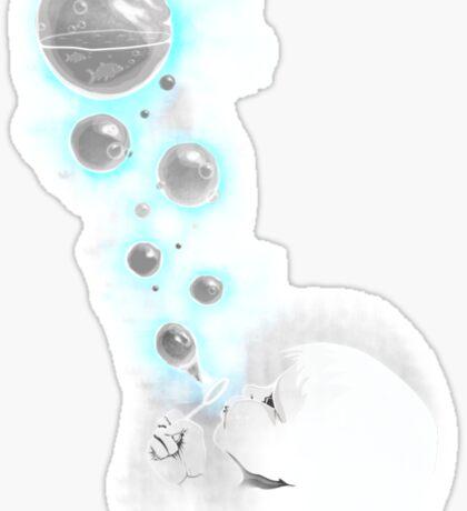 Dream Bubbles Sticker
