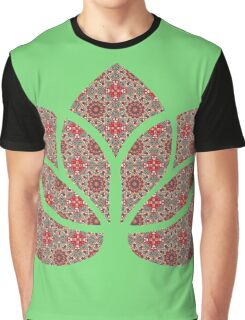 The Art of Flower  Graphic T-Shirt