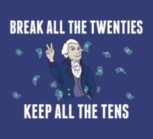 Break All The Twenties by roanoke