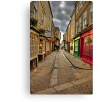 Shambles #1 - York Canvas Print