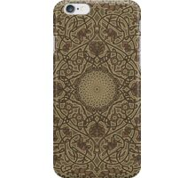 Earth Home Medallion iPhone Case/Skin