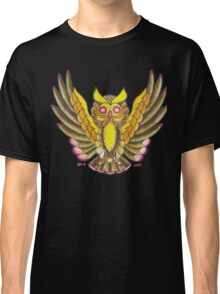 RED EYED OWL Classic T-Shirt