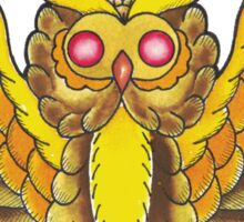 RED EYED OWL Sticker