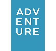 Cool Adventure Travel  Photographic Print
