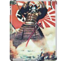 WW2 - Japanese Samurai iPad Case/Skin