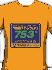 Reynolds 753, Enhanced T-Shirt