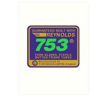 Reynolds 753, Enhanced Art Print