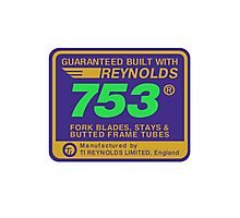 Reynolds 753, Enhanced Photographic Print