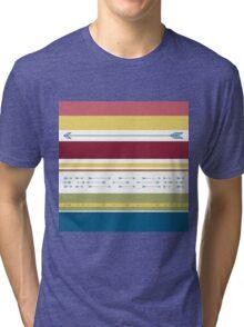 Arrows & Colours I Tri-blend T-Shirt