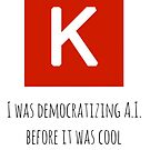 Democratizing AI Keras Version by otorography