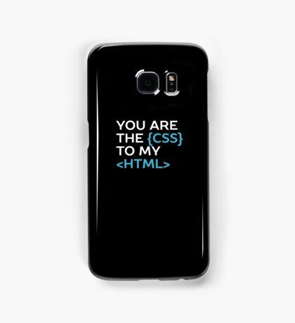 Funny Coding Geek  Samsung Galaxy Case/Skin