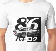 ae86 hatch 86 Unisex T-Shirt