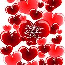 Happy Valentine Day by bery-creative