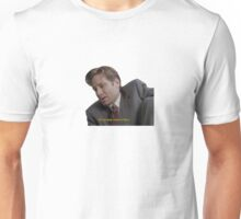 X Files // Paranoia Intensifies Unisex T-Shirt
