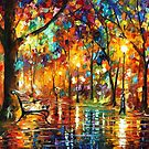 Colorful Night — Buy Now Link - www.etsy.com/listing/127706097 by Leonid  Afremov