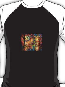 Colorful Night — Buy Now Link - www.etsy.com/listing/127706097 T-Shirt