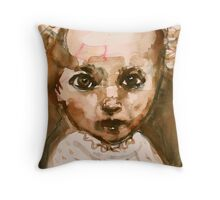 Margaret Mary Throw Pillow