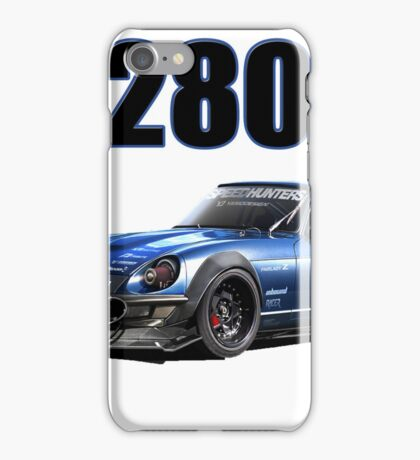 280z rocket bunny iPhone Case/Skin