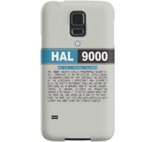 HAL 9000 Samsung Galaxy Case/Skin